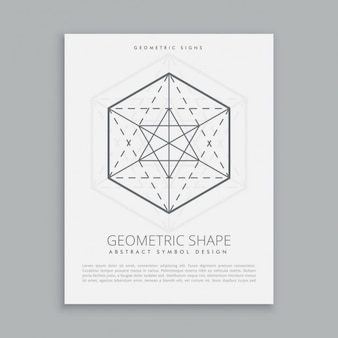 Heilig geometrische symbol