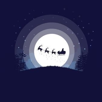 Heiligabend illustration