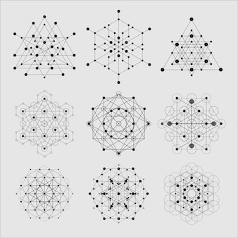 Heilige geometrieelemente