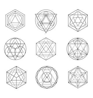 Heilige geometrieform