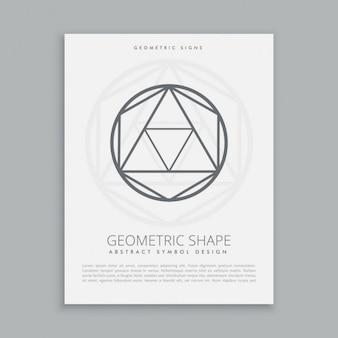 Heilige geometrische figur
