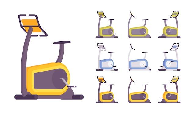 Heimtrainer-set
