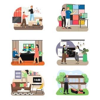 Heimwerker-set