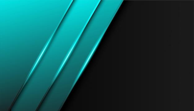 Helle blaue luxuslinien moderne sporthintergrund-vektorillustration.