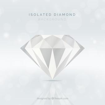 Helle hintergrund diamant