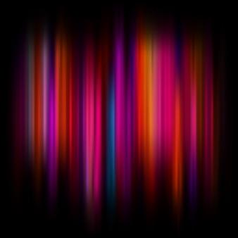 Heller abstrakter hintergrund mit leuchtenden partikeln und linien. schöner abstrakter strahlenhintergrund.
