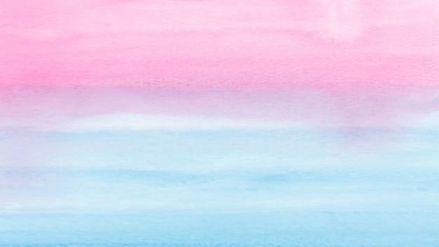 Heller blauer und rosa farbverlaufshintergrund
