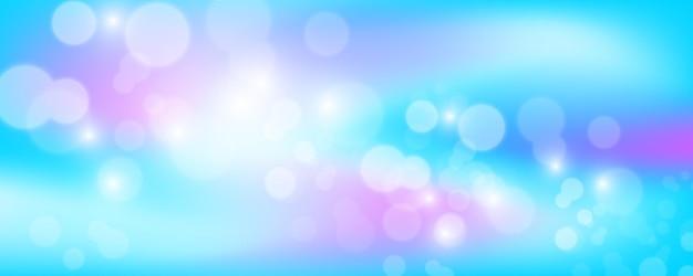 Heller holographischer hintergrund mit funkeln, vektorillustration.