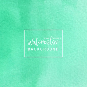 Hellgrüner aquarellhintergrund