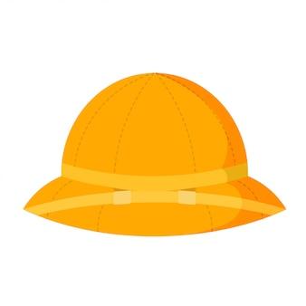 Helm aus kork