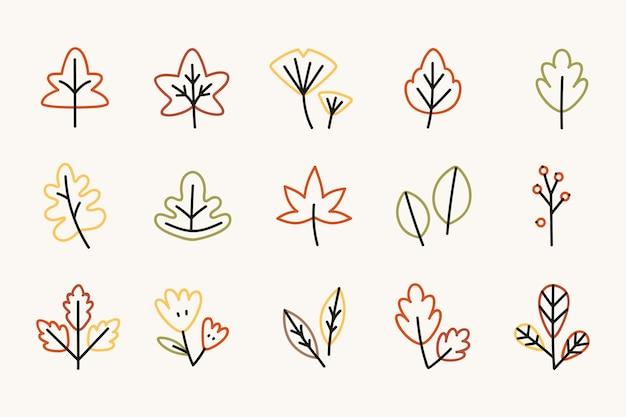 Herbst elemente