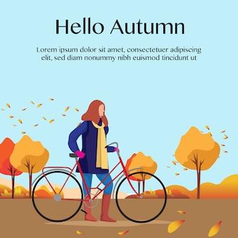 Herbst hintergrund