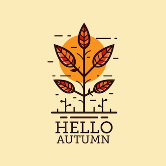 Herbst illustration