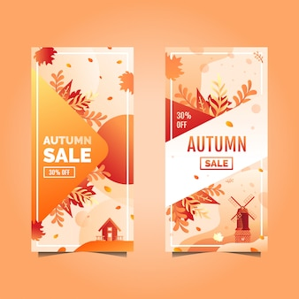 Herbst sale banner