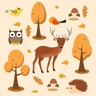 Herbst-set-design-element