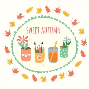 Herbst stilleben