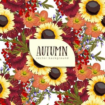 Herbst zusammensetzung.