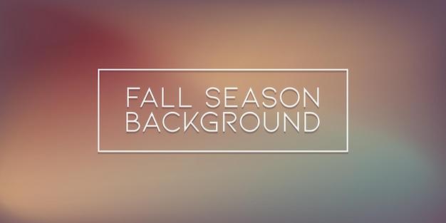 Herbstfarben ölgemälde unschärfe künstlerische textur hintergrund herbstsaison