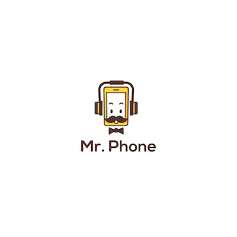 Herr phone logo mobiles gadget