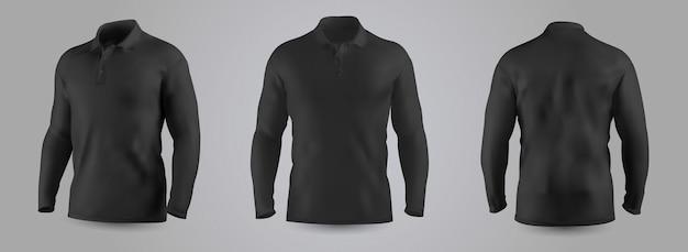 Herren sweatshirt mit langarm-modell.
