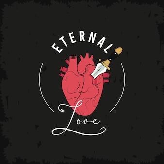 Herz und ewige liebe