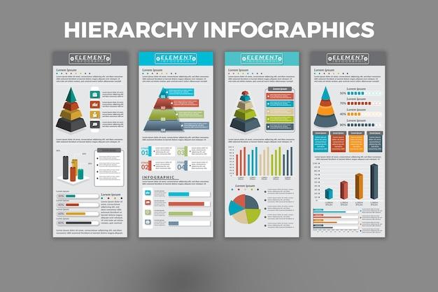 Hierarchie-template-design