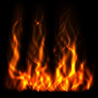 Hight flammen
