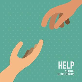 Hilfe design