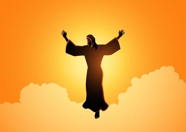Himmelfahrt jesu christi