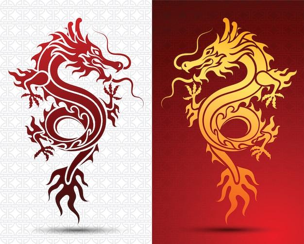 Hinese drache