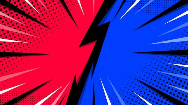 Hintergrund abstrakte comic-prämie