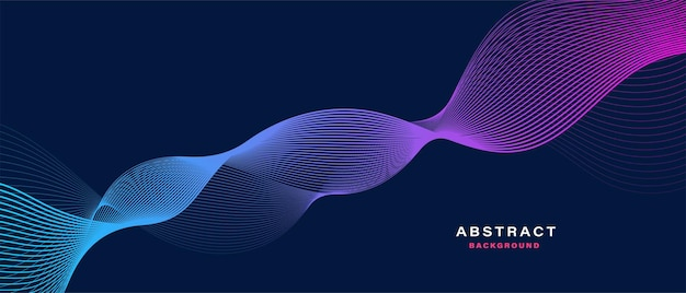 Hintergrund der abstrakten technologiepartikel