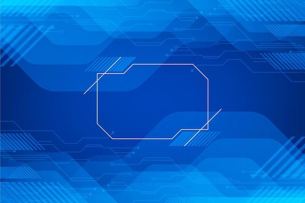 Hintergrund der farbverlaufstechnologie