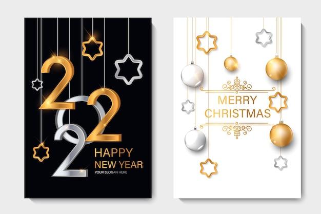 Hintergrund der frohen weihnachten mit baum und geschenken