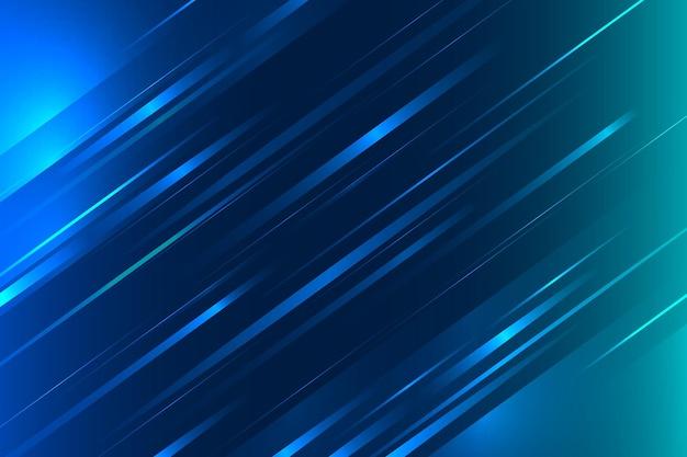Hintergrund der gradientengeschwindigkeitsbewegung