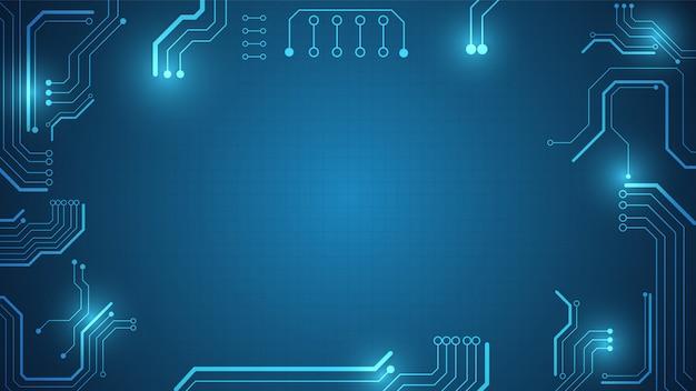 Hintergrund der leiterplattentechnologie