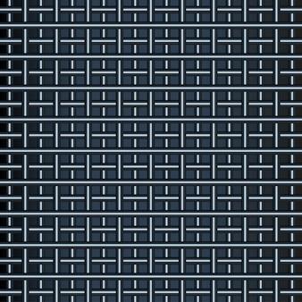 Hintergrund der metallrohre