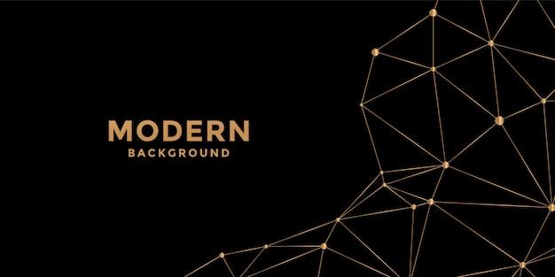 Hintergrund der modernen technologie