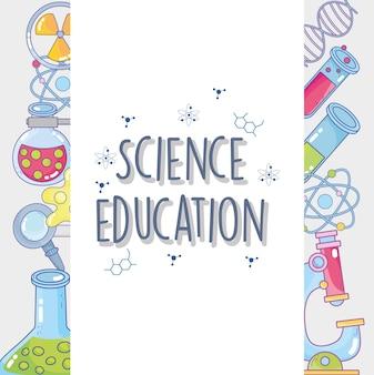 Hintergrund der naturwissenschaftlichen ausbildung