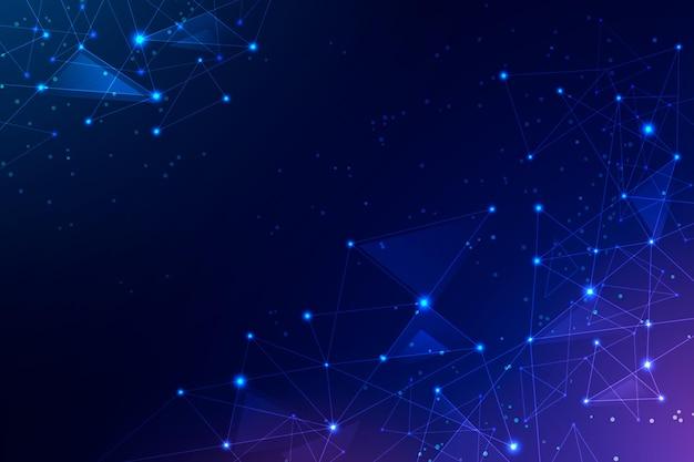 Hintergrund der netzwerkverbindung