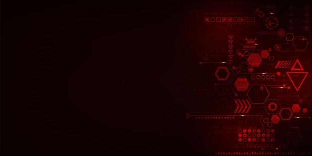 Hintergrund der technologie.