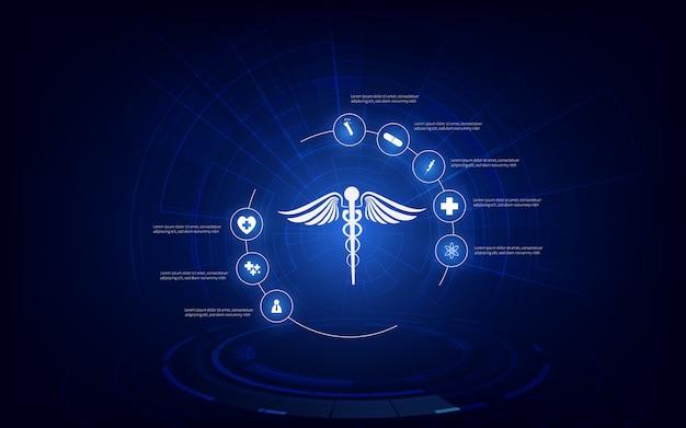 Hintergrund des medizintechnik-innovationskonzepts