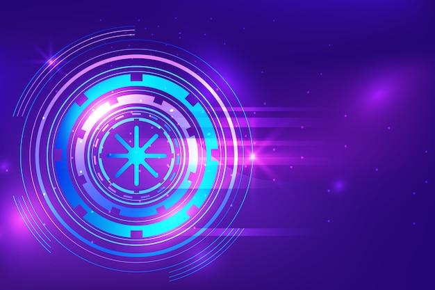 Hintergrund des technologiedesigns