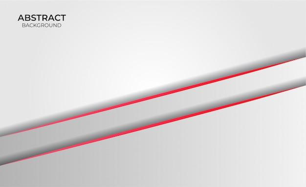 Hintergrund design abstrakt rot und weiß
