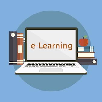 Hintergrund e-learning-design