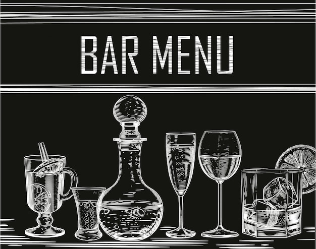 Hintergrund für alkoholische produkte