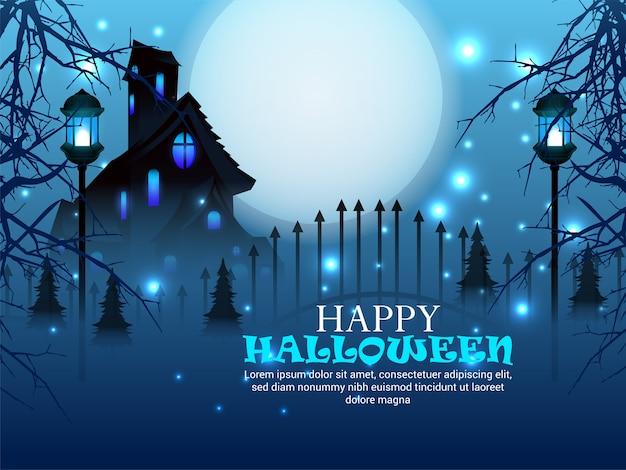 Hintergrund für halloween-design