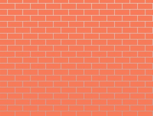 Hintergrund in der roten backsteinmauer