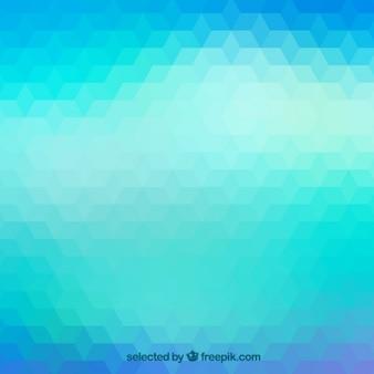Hintergrund mit abstrakten polygone