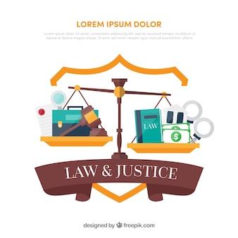 Hintergrund mit advocacy-elementen
